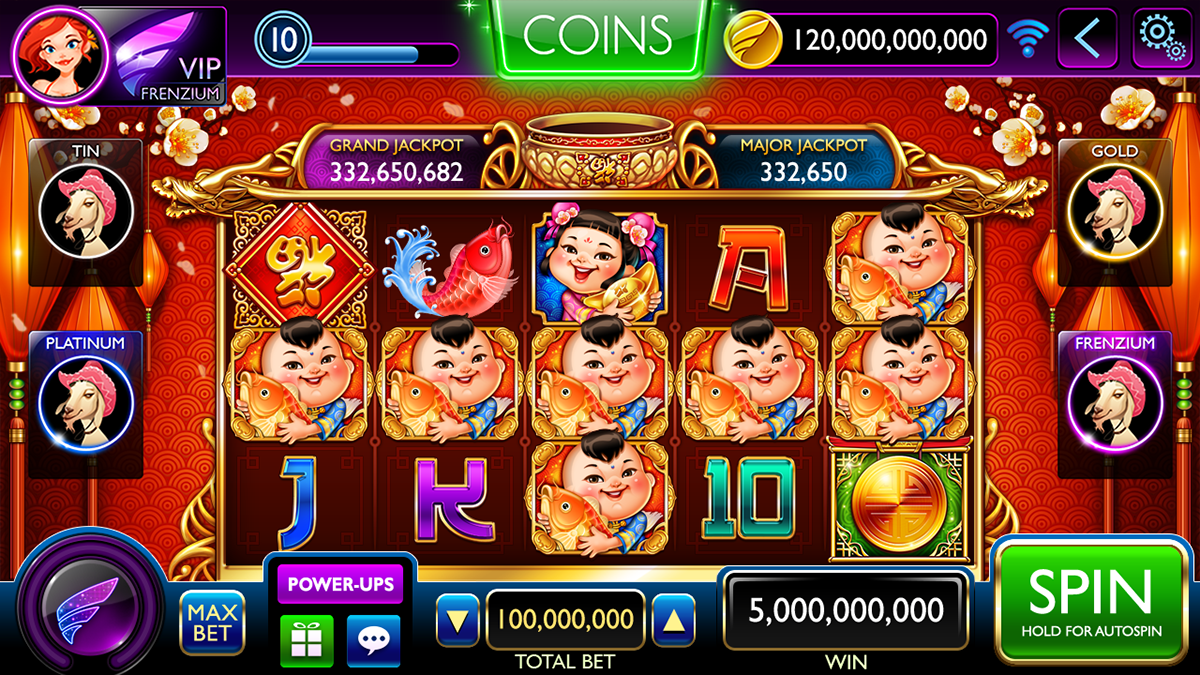 What Makes Slots Games So Appealing