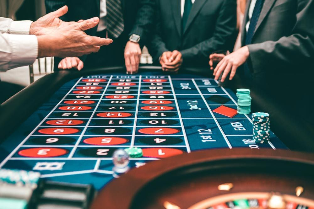 Roulette – online game, strategy and free tips